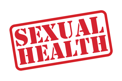 Sexual health stamped